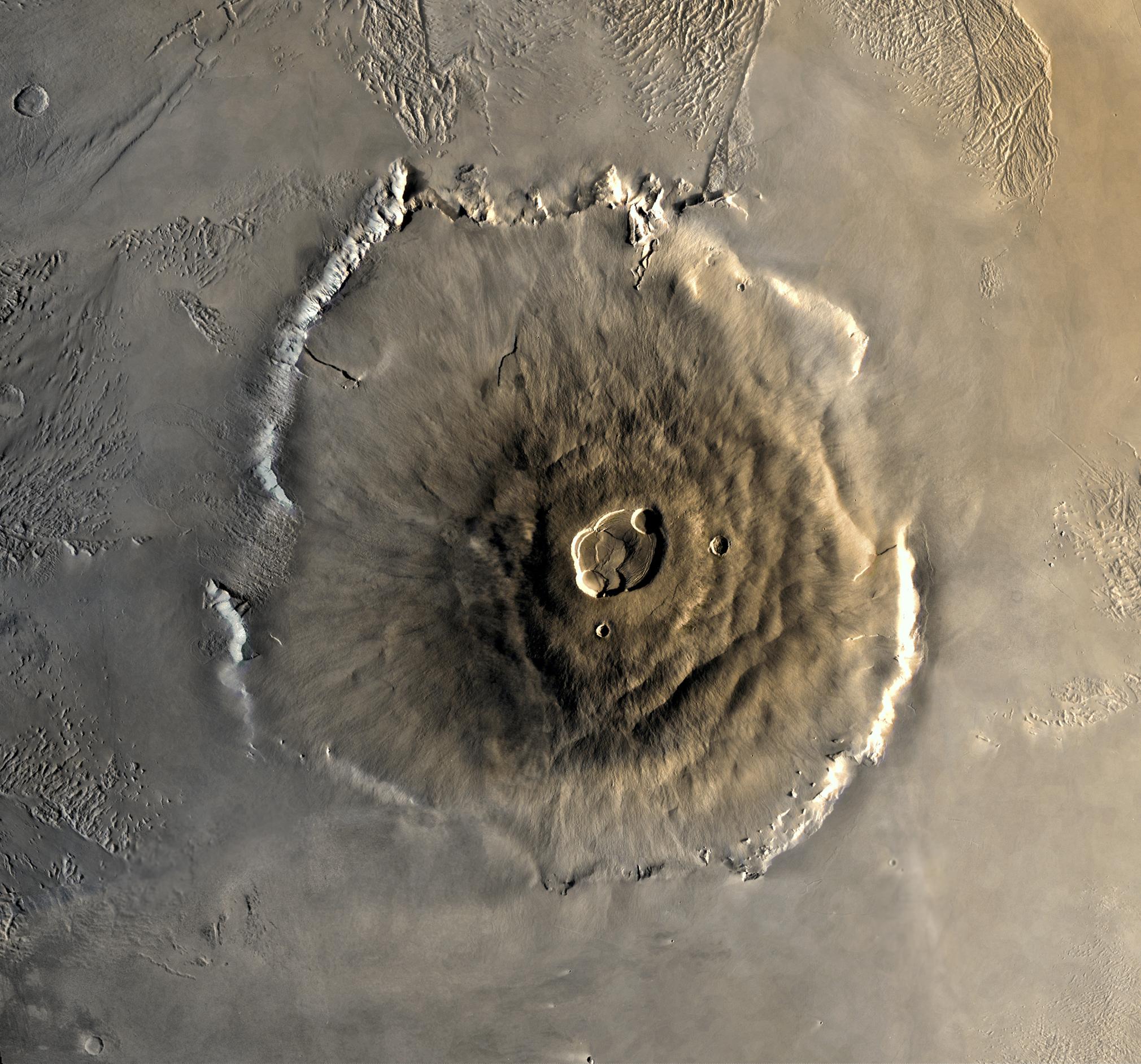 mest kjente vulkanen